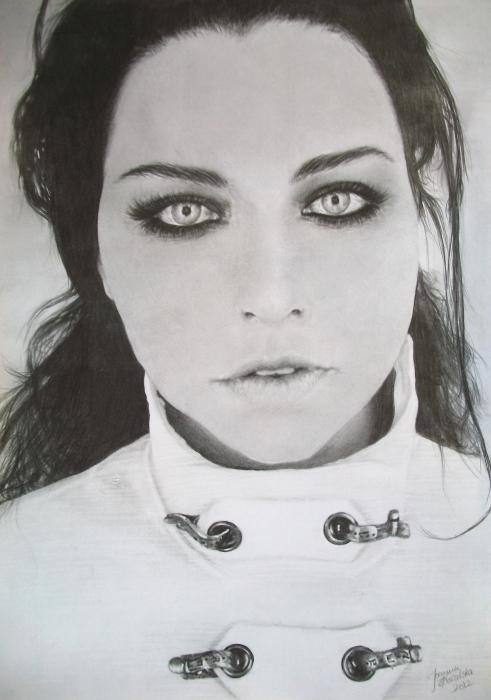 Amy Lee by Joanna95